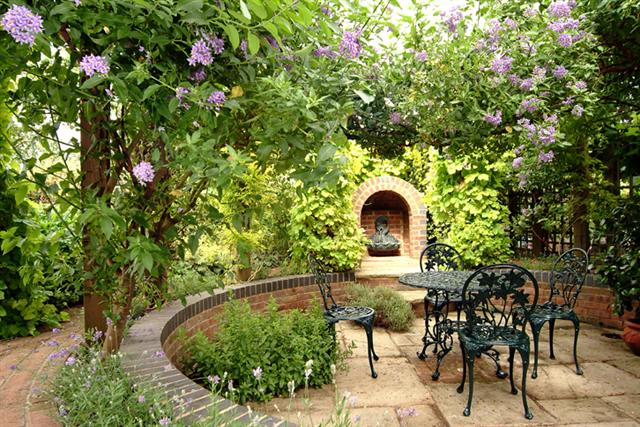 small garden design inspiration ideas small garden design - Dream Garden
